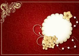 Walima Invitation Card Blank Elegant Wedding Invitation Designs Yaseen For