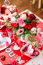 Valentines Day Tablescapes Valentine U0027s Day Date With Pottery Barn Kids U2022