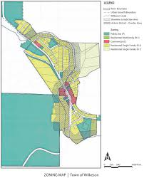 Portland Zoning Map by Planning Scj Alliance