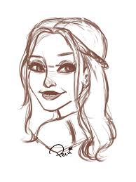 dove cameron sketch by peculiar star on deviantart