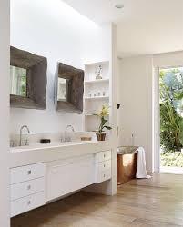 bathroom rustic model bathroom with modern bathtub and spa