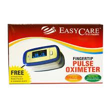 easy care buy easycare finger pulse oxymeter new design online in india