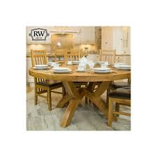 fitzwilliam oak 1 7m round table rathwood