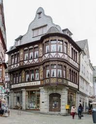 Das Blaue Haus Wetzlar by Korbach Hessen Fachwerk Half Timber House Pinterest Hessen