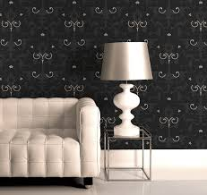 decorating with wallpaper 5 reasons you should be decorating with charcoal gray