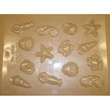 assorted seashells seashells mold by ck products