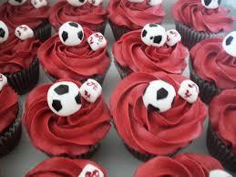 football cupcakes 12 football cupcakes