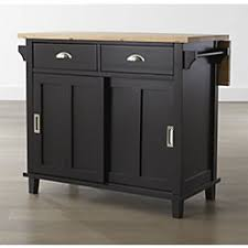 belmont white kitchen island set of 4 casters for kitchen island crate and barrel
