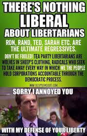 Libertarian Meme - meme s epic takedown of stupid liberal talking points