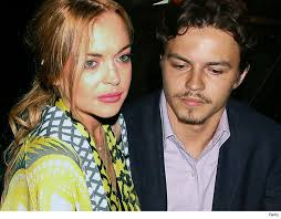 Lindsay Lohan Egor Hit Me And He     s Broke    Zimbabwe Latest News     her abusive relationship with Egor Tarabasov  and she also paid through the nose to keep them afloat     at least that     s what she claimed on Russian TV