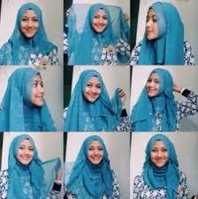 tutorial hijab segitiga paris simple 40 tutorial hijab segiempat pashmina dan segitiga terbaru
