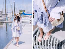 casual nautical style hey pretty thing