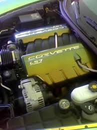 let us color match paint and hydrocarbon your parts on your c5