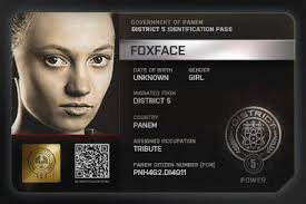 foxface the hunger games wiki fandom powered by wikia