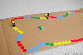 diy indoor games diy board game busy toddler