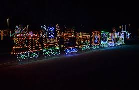 lights christmas spectacular christmas light show at skylands stadium