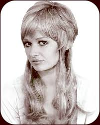1970s long shag hairstyle 70s hair the shag came into style when i went in and asked for