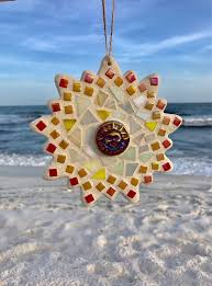 115 best stained glass mosaic ornaments and accents for sale on etsy