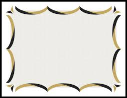 Online Interior Design Classes Free by Certificate Gold Border Design Clipart Best Borders Templates Free