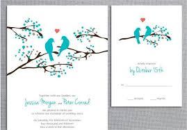 bird wedding invitations free birds wedding invitation template