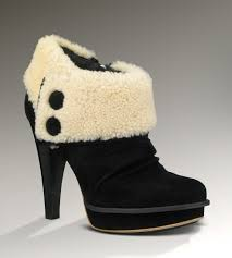womens ugg boots with heel uggonline on ankle bootie ankle boots and ankle