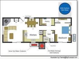 3 bedroom apartmenthouse plans house building floor plans crtable