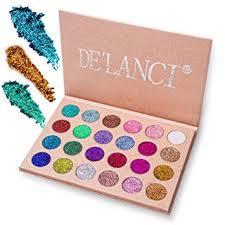 amazon u0027lanci pressed glitter eyeshadow palette
