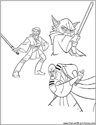 anakin coloring pages coloring