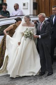 royal wedding dresses 1 look at wellesley s wedding gown and it will