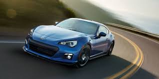 New Brz 2015 2015 Subaru Brz Series Blue Review