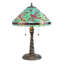 Dragonfly Light Fixture Serena D Italia Turquoise Dragonfly 23 In Bronze Table