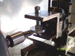 cutting new gears on a lathe shop floor talk