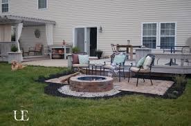 Corner Fire Pit by Garden Design Garden Design With Diy Fire Pit Ideas Decoration