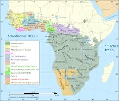 Kalahari Desert Map Into Africa The Great Bantu Migration Evolutionistx