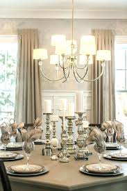 Size Of Chandelier For Dining Room Dining Room Chandelier Happyhippy Co