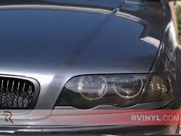 custom bmw 3 series rtint bmw 3 series sedan 1999 2001 headlight tint film