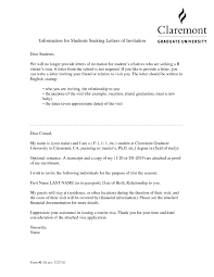 Invitation Letter Us Visa an invitation letter to a friend letters free sle letters