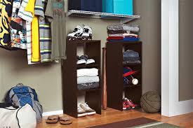 amazon com closetmaid 8953 stackable 31 inch vertical organizer