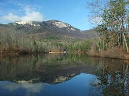 table rock mountain sc falls on carrick creek table rock state park sc