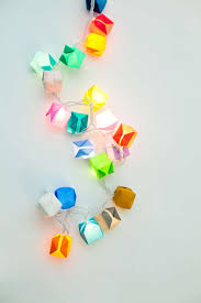 Decorative Christmas Boxes With Lights by Diy Origami Box Lights Origami Lights