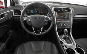 Ford Fusion Interior Pictures Car Picker Ford Fusion Interior Images