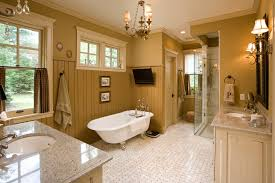 bathroom chair rail ideas inspired chair rail height trend minneapolis traditional bathroom