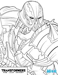 transformers coloring pages book prime megatron free printable