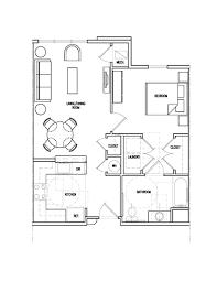 Internet Cafe Floor Plan Senior Apartment Community In Harford County Md Perryman