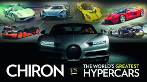 bugatti chiron top speed bugatti chiron vs the world u0027s greatest hypercars top gear