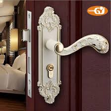 home design door locks doors handle design satin chrome door handles on backplate with