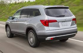 2012 honda pilot gas mileage redesigned 2016 honda pilot gets more mpg horsepower technology