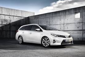 toyota announce pricing and specification details for auris