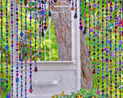 Beads For Curtains Beaded Curtain Hanging Beads Bohemian Curtain Boho Doorway