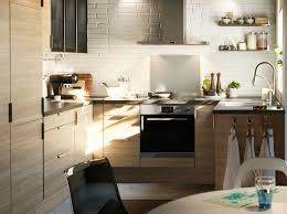 image cuisine ikea cuisine ikea en bois idées de design moderne alfihomeedesign